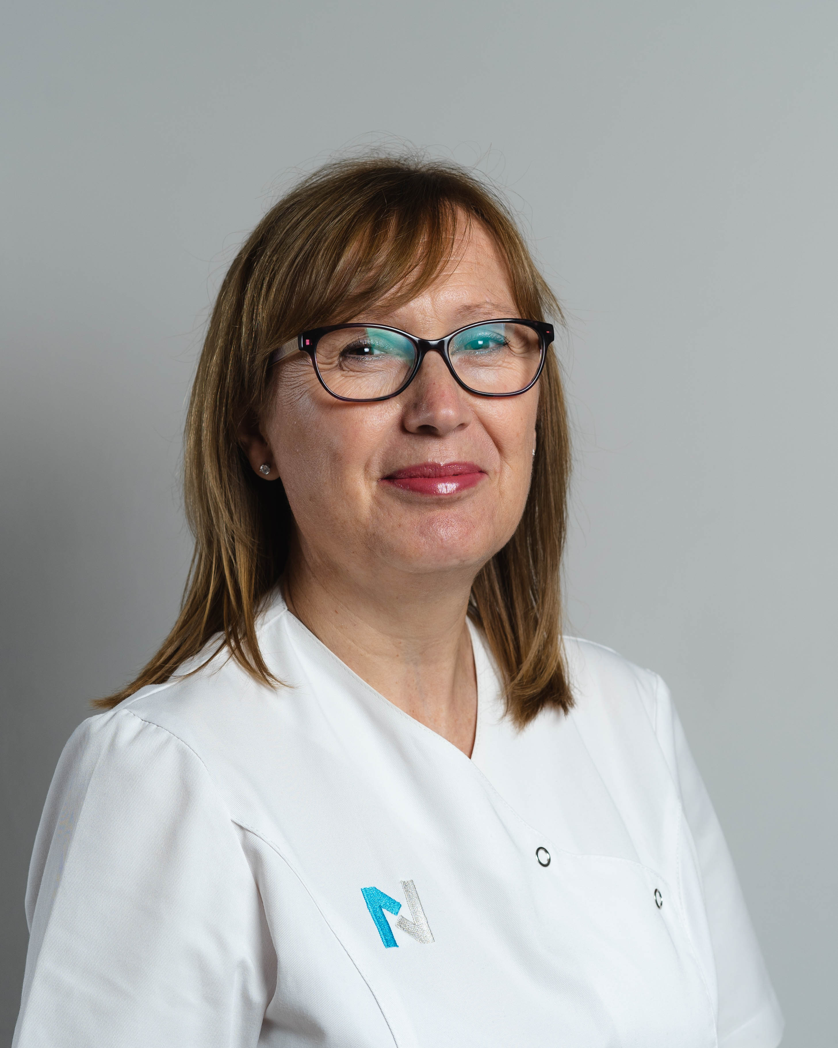 Ana Montesinos auxiliar laboratorio